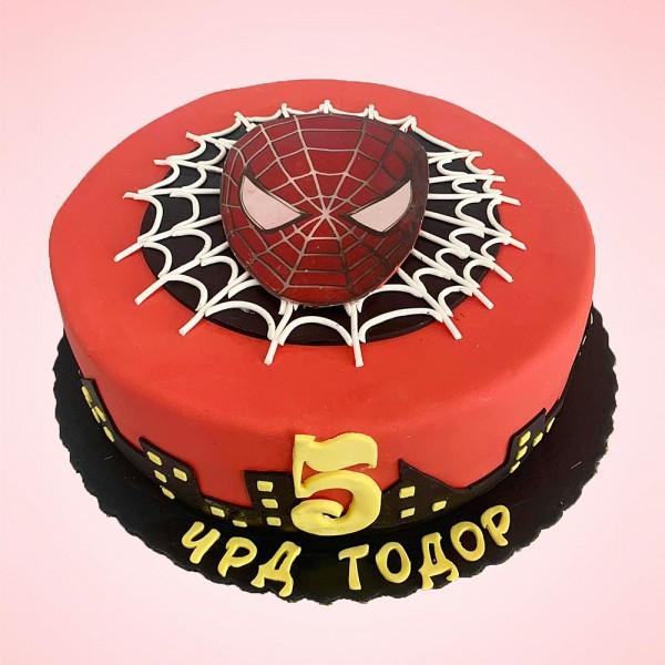 Red Spider Man