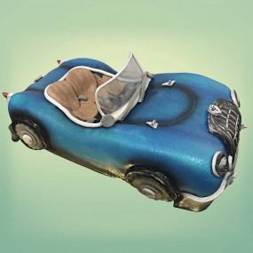 MG Retro Blue
