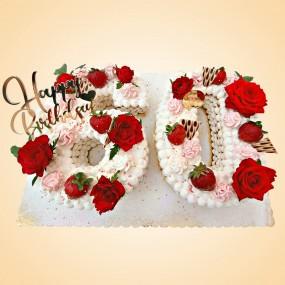 Number cake 2