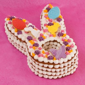 Easter French country cake