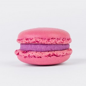 French Macarons Forest Fruit