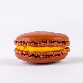 French Macarons Orange