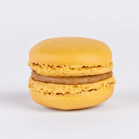 French Macarons Salted Caramel